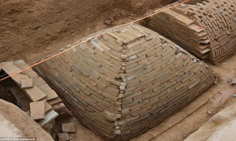 """بالفيديو.. مفاجأة.. العثور على أهرامات """"سرية"""" فى الصين"""