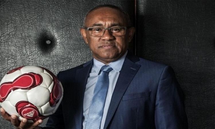 رئيس الاتحاد الإفريقى لكرة القدم الجديد يبدأ اليوم زيارة للقاهرة