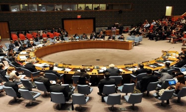 """""""الأمم المتحدة"""" تقر بالأغلبية قرارا بحق الشعب الفلسطينى فى تقرير مصيره"""
