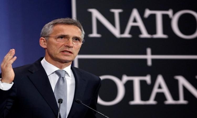 """الناتو يدعو بنزع """"فتيل الأزمة"""" بين تركيا والدول الأوروبية"""