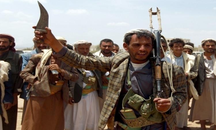 السعودية: إيران وراء تزويد الحوثيين بمنصات لإطلاق الصواريخ باليمن