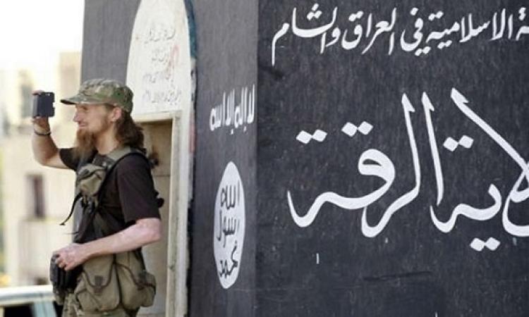 داعش يستعيد سيطرته على عدة قرى شرق مدينة الرقة