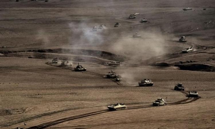 القوات العراقية تقطع الطريق الرئيسى بين الموصل وتعلفر