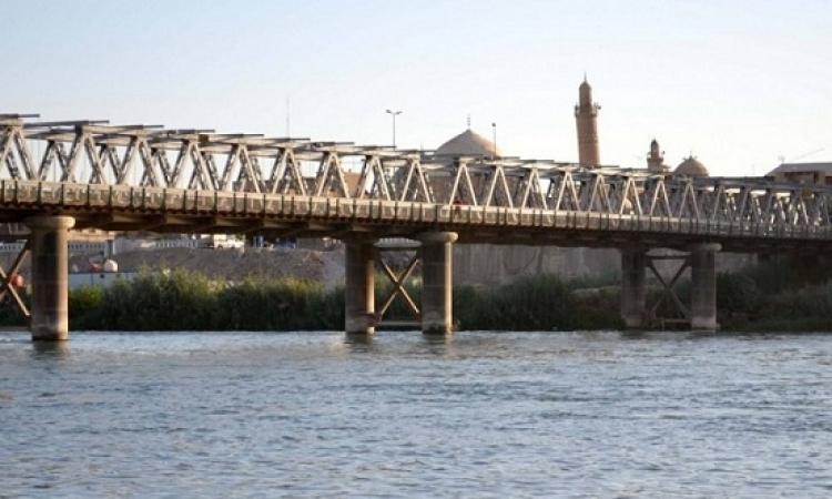 القوات العراقية تسيطر على جسر الحرية فى الموصل