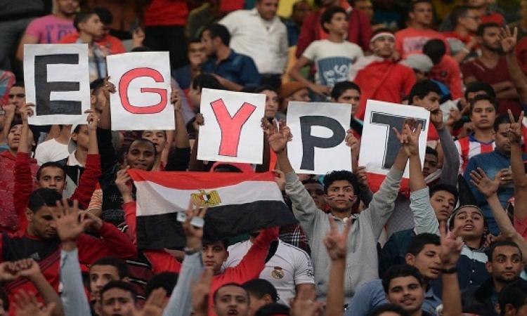20 ألف مشجع لودية المنتخب أمام توجو 28 مارس