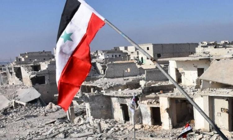 التليفزيون السورى: الدفاعات الجوية تتصدى لهجوم إسرائيلى على منطقة القنيطرة
