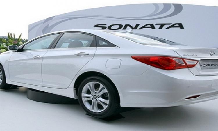 هيونداى تقدم النموذج المعدل لسيارة سيدان سوناتا