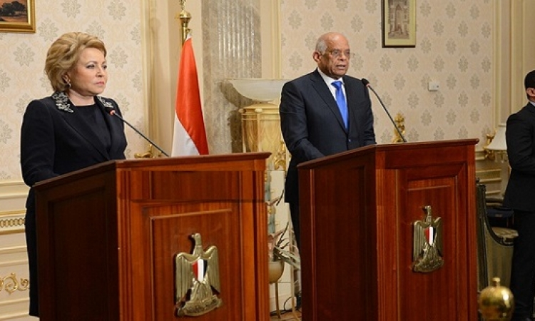 ماتفيينكو : مصر نفذت 90 % من الإجراءات المطلوبة لاستئناف الرحلات الجوية