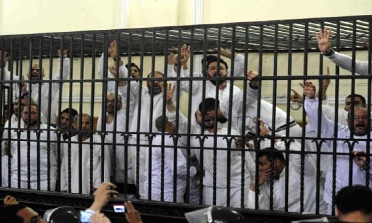 الجنايات تستمع اليوم لمرافعة دفاع متهمى أجناد مصر