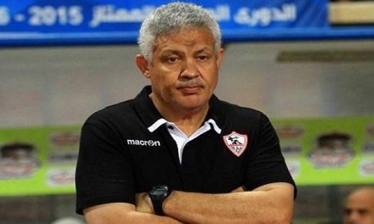 محمد حلمى يصل الزمالك لقيادة المران
