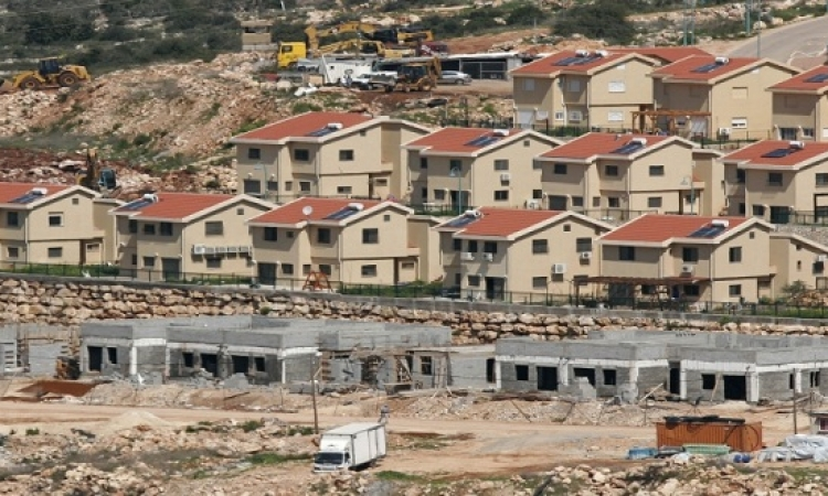 رد مصر على بناء مستوطنة جديدة فى الضفة الغربية