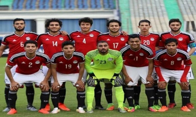 منتخب الشباب يبحث عن أول فوز له فى كأس الأمم الإفريقية أمام غينيا