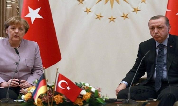 ألمانيا تعلن بدء فرض قيود على تحركات السياسيين الأتراك