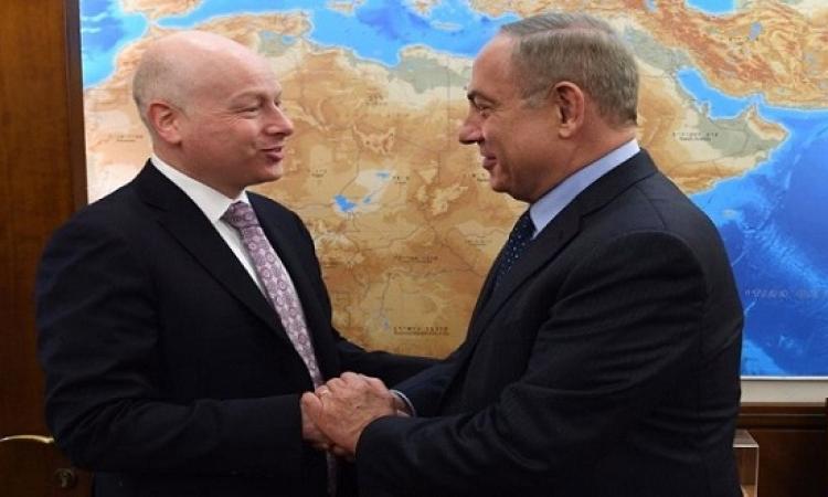 عباس يلتقى اليوم مبعوث ترامب بعد مباحثاته مع نتانياهو فى القدس