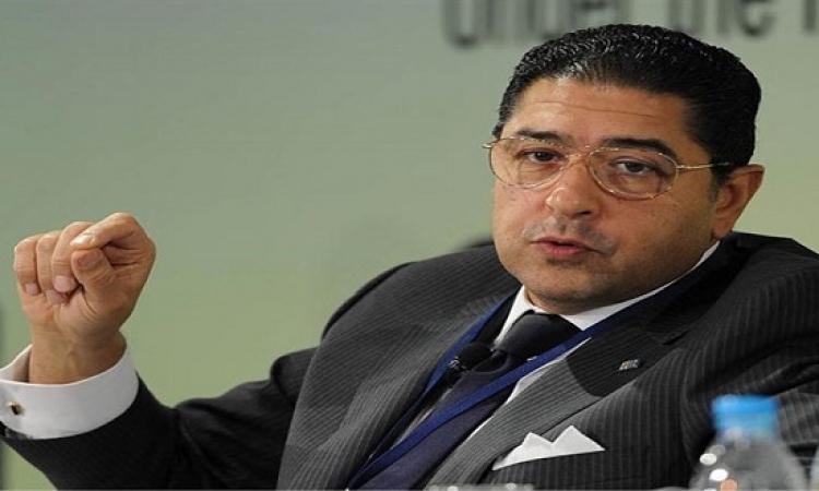 هشام عز العرب رئيسًا لاتحاد بنوك مصر لفترة ثانية مدتها 3 سنوات