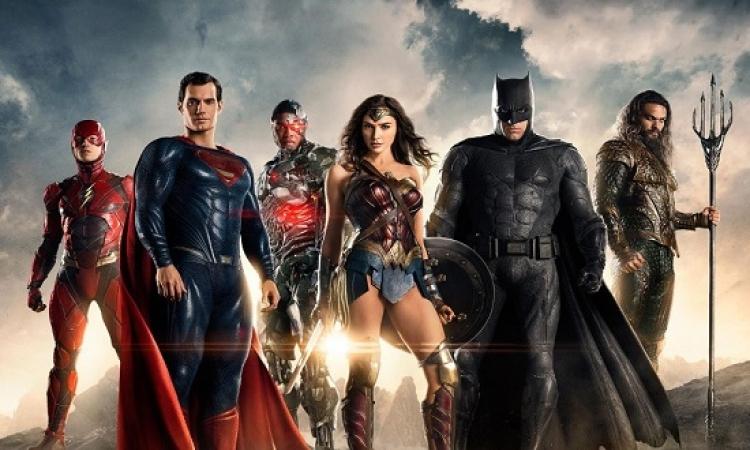 بالفيديو .. طرح برومو فيلم الابطال الخارقين Justice League