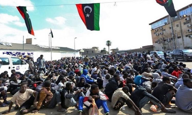 أسواق علنية لبيع البشر فى مدن ليبية