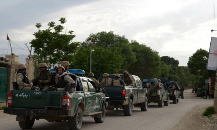 140 قتيلاً فى مجزرة لطالبان داخل قاعدة للجيش الأفغانى