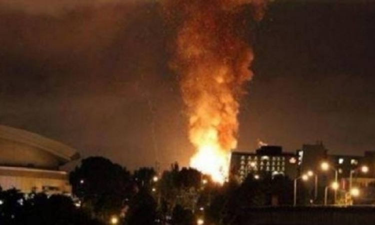 الطيران الإسرائيلى يستهدف مطار دمشق بـ 5 غارات