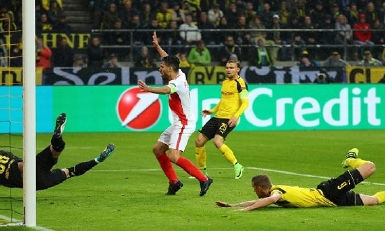 بروسيا دورتموند فى مهمة صعبة أمام موناكو بالشامبيونزليج