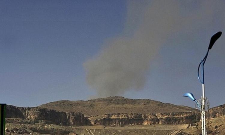 قتلى بقصف إسرائيلى على موقع تابع للجيش السورى بالقنيطرة