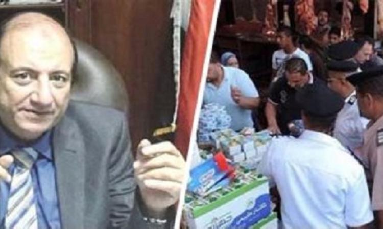 """شرطة """"التموين"""" تضبط 164 ألف لتر مواد بترولية مدعمة قبل بيعها بالسوق السوداء"""