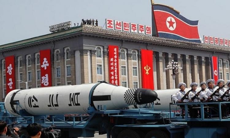 كوريا الشمالية تتحدى واشنطن بصواريخ عابرة للقارات تطلق من غواصات