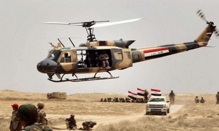 مقتل 150 من مسلحى داعش فى غارات عراقية غرب تلعفر