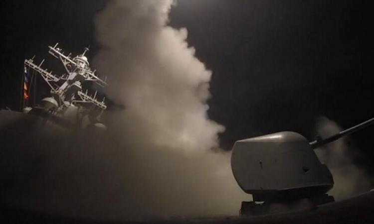 مصدر عسكرى سورى: قاعدة الشعيرات الجوية بحمص خرجت من الخدمة