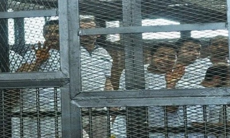 تأجيل محاكمة 67 إرهابيا فى قضية اغتيال المستشار هشام بركات إلى الثلاثاء المقبل
