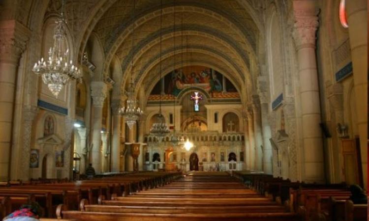 11 قتيل و 30 جريح فى تفجير انتحارى بكنيسة مار مرقس بالإسكندرية والبابا تواضروس بخير