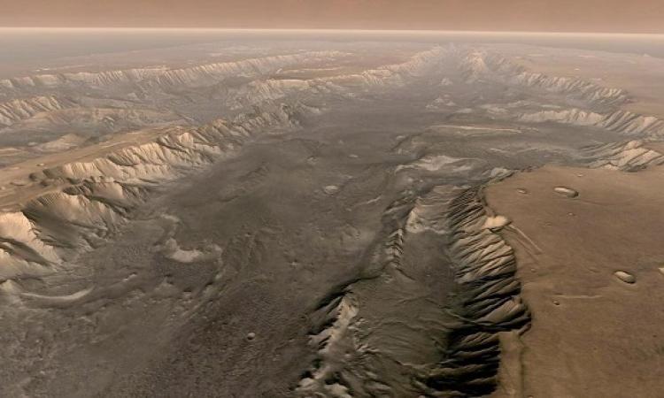 كشف سبب تحول المريخ لكوكب جاف وبارد
