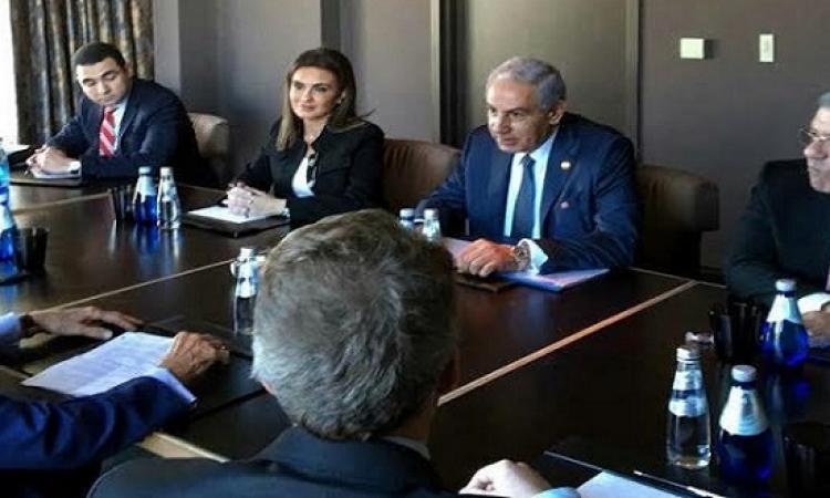 وزير الصناعة يستعرض مع نظيره الأمريكى تعديل بنود اتفاقية الكويز
