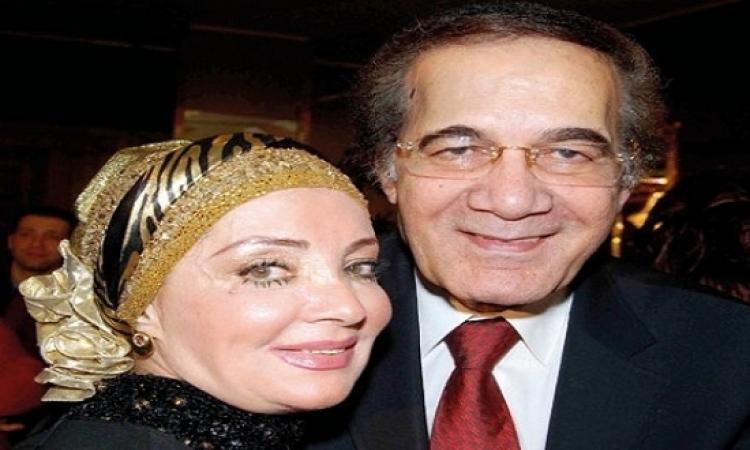 شهيرة تكشف الوضع الصحى لمحمود ياسين
