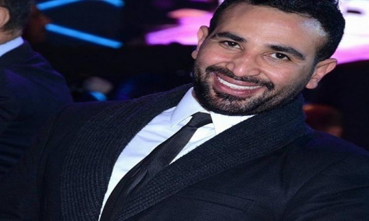نقابة الموسيقيين توقف المطرب أحمد سعد.. تعرف على السبب