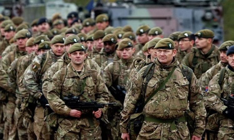 بريطانيا تنشر قوات الجيش لتأمين الشوارع