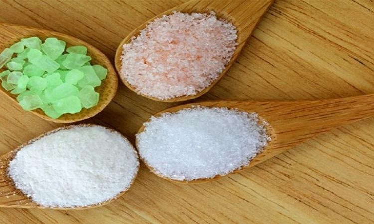 الملح الإنجليزى وفوائده للجسم والبشرة والشعر