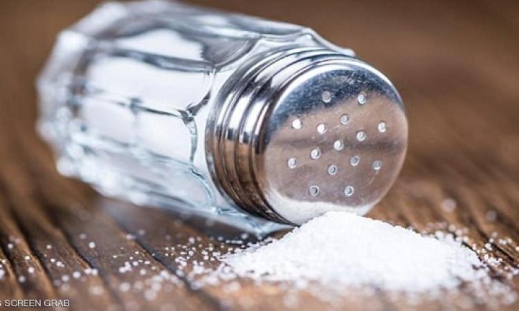مفاجأة .. الملح يساعد على انقاص الوزن !!