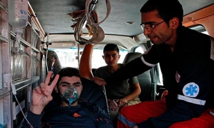 اتفاق ينهى إضراب الأسرى الفلسطينيين الذى استمر 40 يوماً