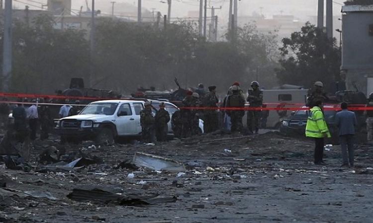 63 قتيلا و150 جريحا حصيلة ضحايا تفجير كابول