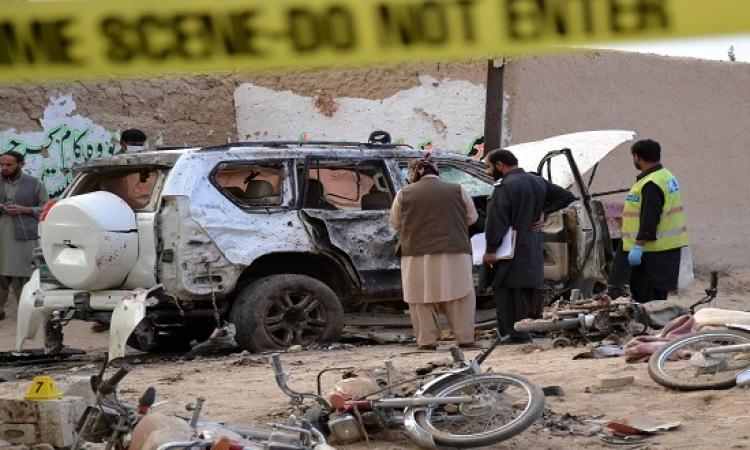 """تفجير استهدف رئيس مجلس الشيوخ بـ""""باكستان"""" وأسفر عن 25 قتيلا"""