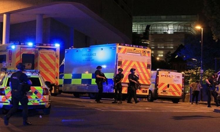 22 قتيلاً فى تفجير ارهابى فى مانشستر ببريطانيا