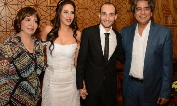 بالصور .. ياسمين جمال تنفصل عن زوجها بعد 8 شهور فقط