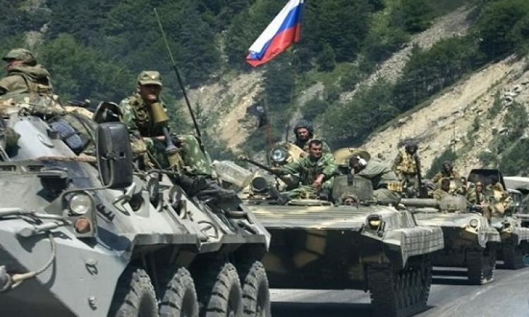 قوات روسية تدخل عفرين شمال سوريا لوقف التصعيد التركى