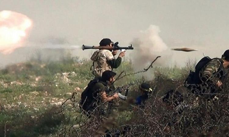 داعش تشن هجوماً عنيفاً على الجيش السورى فى دير الزور