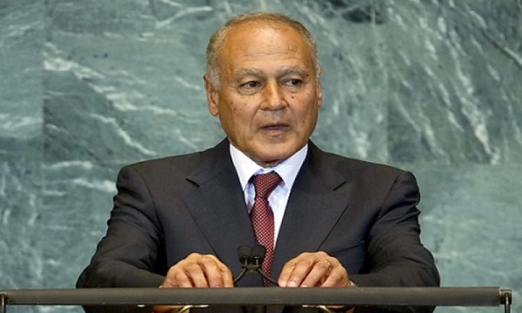 أحمد أبو الغيط يهاجم إسرائيل أمام مجلس الأمن
