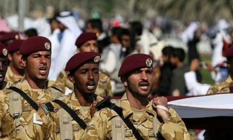 الجيش القطرى فى حالة تأهب قصوى !!