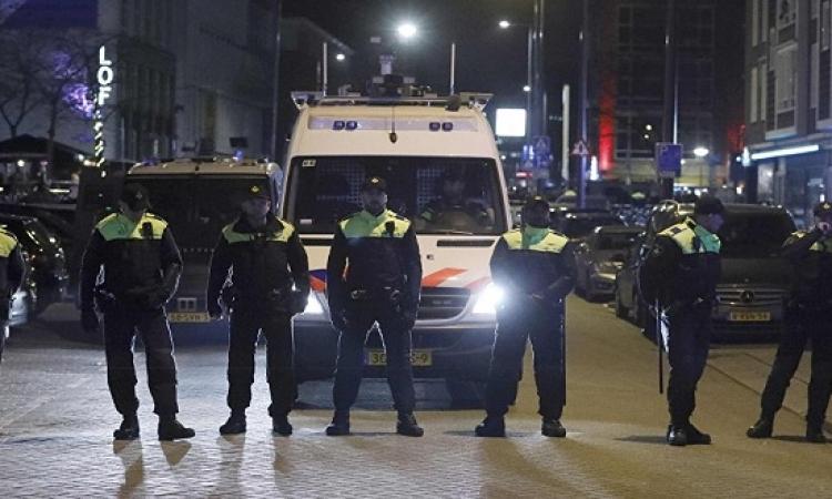 بالصور .. إصابة 5 فى عملية دهس بأمستردام