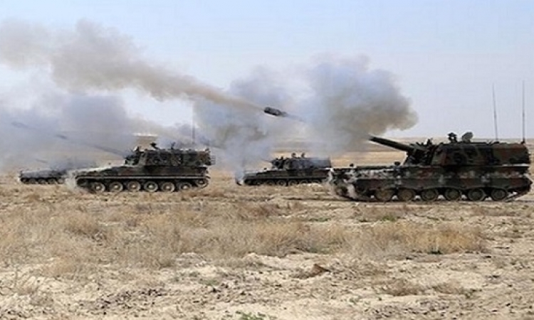 تركيا تعلن تدمير أهداف كردية شمال سوريا