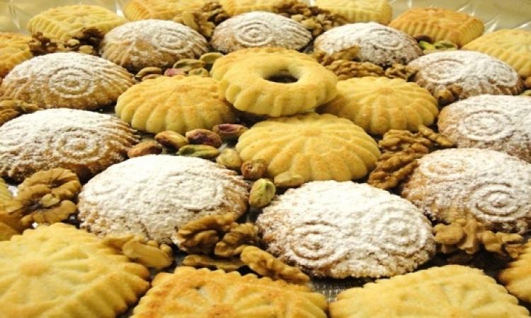المجمعات الاستهلاكية تطرح كعك العيد بأسعار تبدأ من 50 جنيه